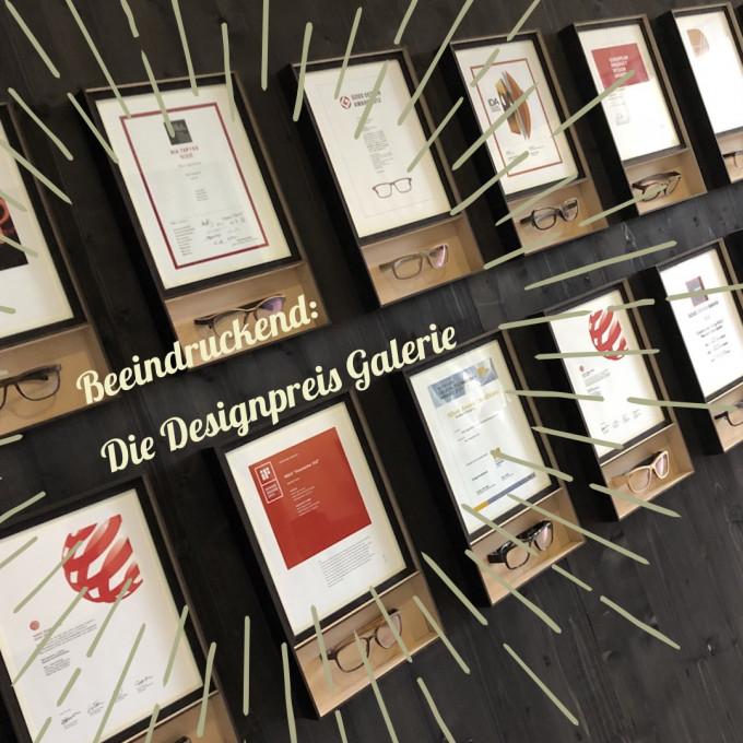 ROLF Spectacles hat im Laufe von seiner kurzen Historie eine Vielzahl von Design- und Technik-Preisen gewonnen.
