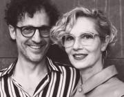 Etienne Frederiks und Susanne Klemm, Gründer und Inhaber der Brillenmarke Suzy Glam.