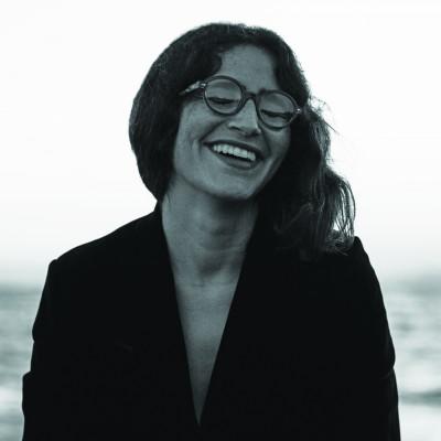 Ahlem Manai-Platt, Gründerin und Designerin der Ahlem Brillenkollektion.