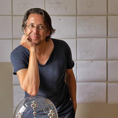 Sven Götti, Gründer und Designer der Götti Brillenkollektionen