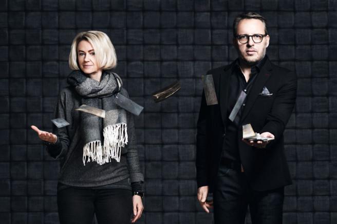 Jutta Kahlbetzer und ihr Mann Wolfgang Thelen haben gemeinsam die Büffelhorn Brillenmanufaktur Hoffmann weiterentwickelt und erfolgreich gemacht.