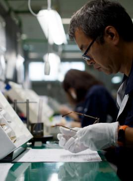 Arbeitsbedingungen in der Eyewear Industrie