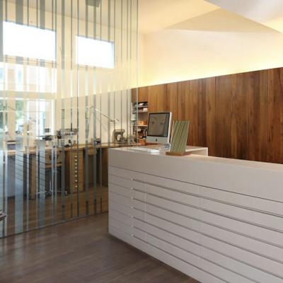 Einblick in das Geschäft der Sichtbar in Stuttgart.