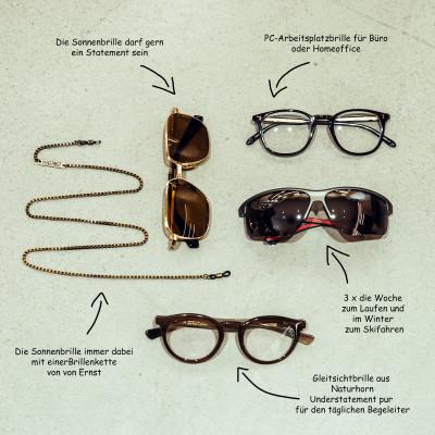 Wieviele Brillen braucht man eigentlich?