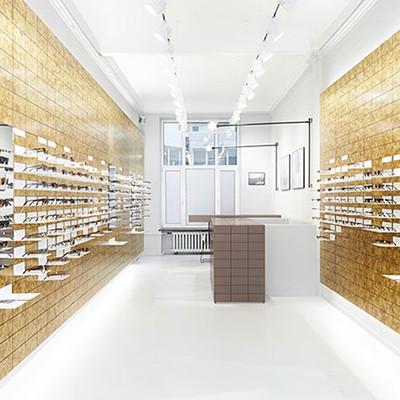 Wie steht BELLEVUE zu Brillen-Shops wie VIU und ACE & Tate?